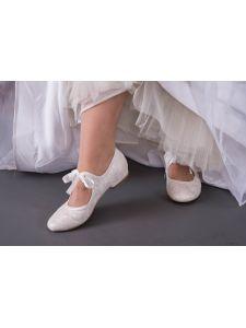 Divatos Minták Kényelmes Hímzett cipő Lapos Női cipő Lapos