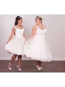 Egyszerű esküvői ruhák polgári szertartásra - Divatos és elegáns ... 027a175174