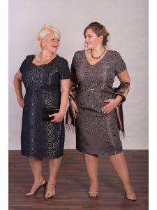 2f80552abd Elegáns szóló örömanya ruhák, molett örömanya ruhák - Divatos és ...
